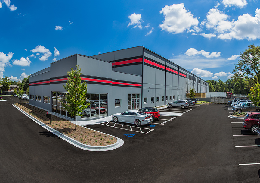 ATS new warehouse